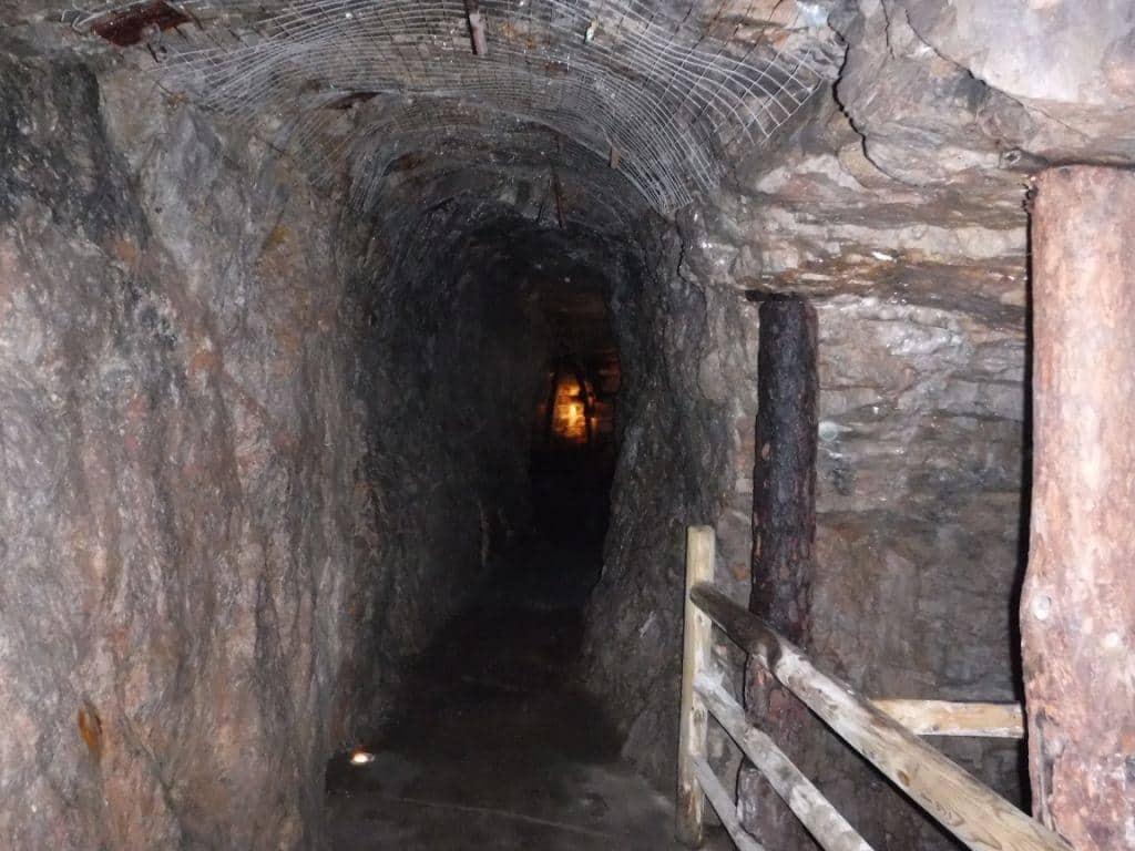 mercury mine