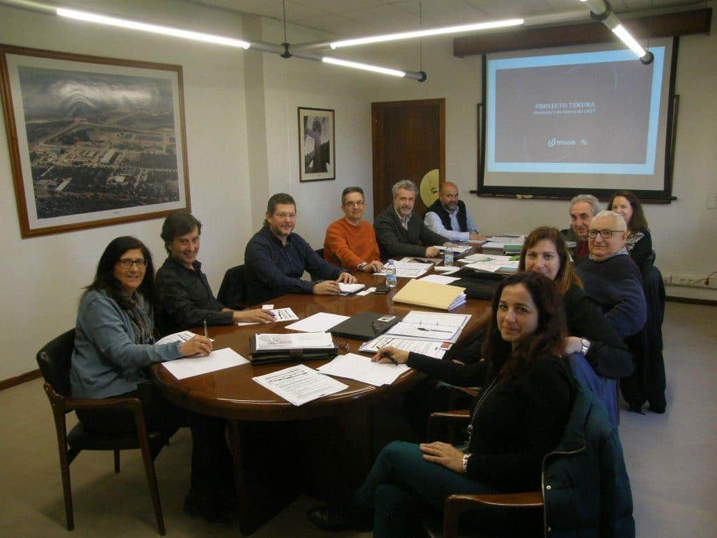 Start of the Tekura project with the participation of EMGRISA