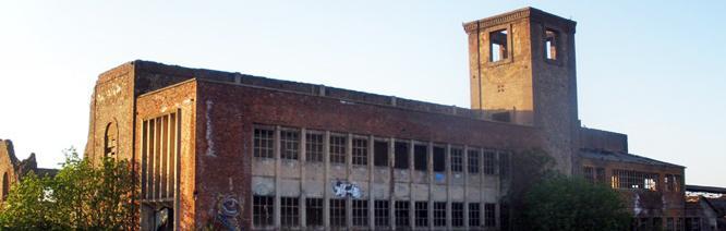desmantelamientos industriales