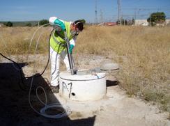 ejecucion de proyectos de descontaminacion