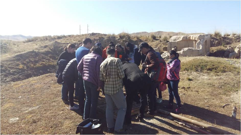 Proyecto Mongolia