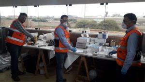 remediacion ambiental en aeropuerto de lima