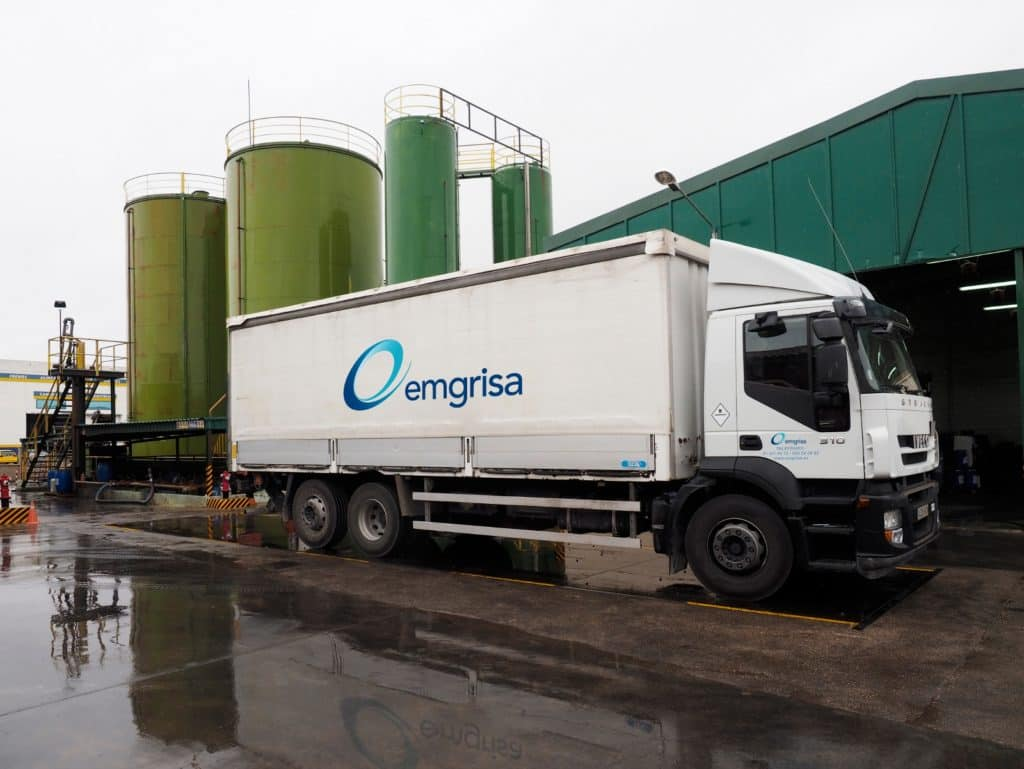 residuos industriales peligrosos