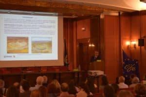 recuperación de suelos contaminados Enusa