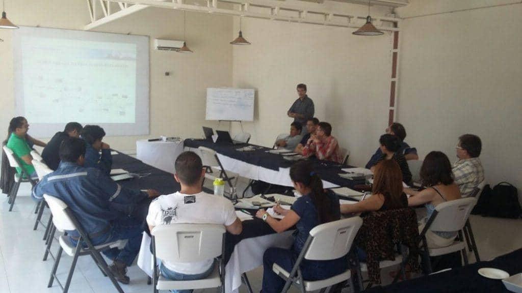 Nueva capacitación en Medio Ambiente para YPFB