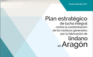 contra la contaminación de los residuos de lindano en Aragón