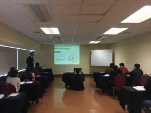Seminario gestión de residuos sólidos