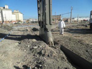 proyecto de suelos contaminados y aguas subterráneas