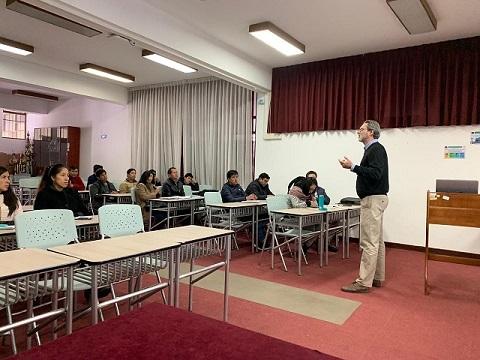 EMGRISA colabora con la Universidad Nacional del Centro de Perú