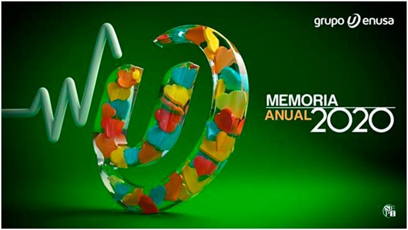 El Grupo ENUSA publica la Memoria Anual 2020