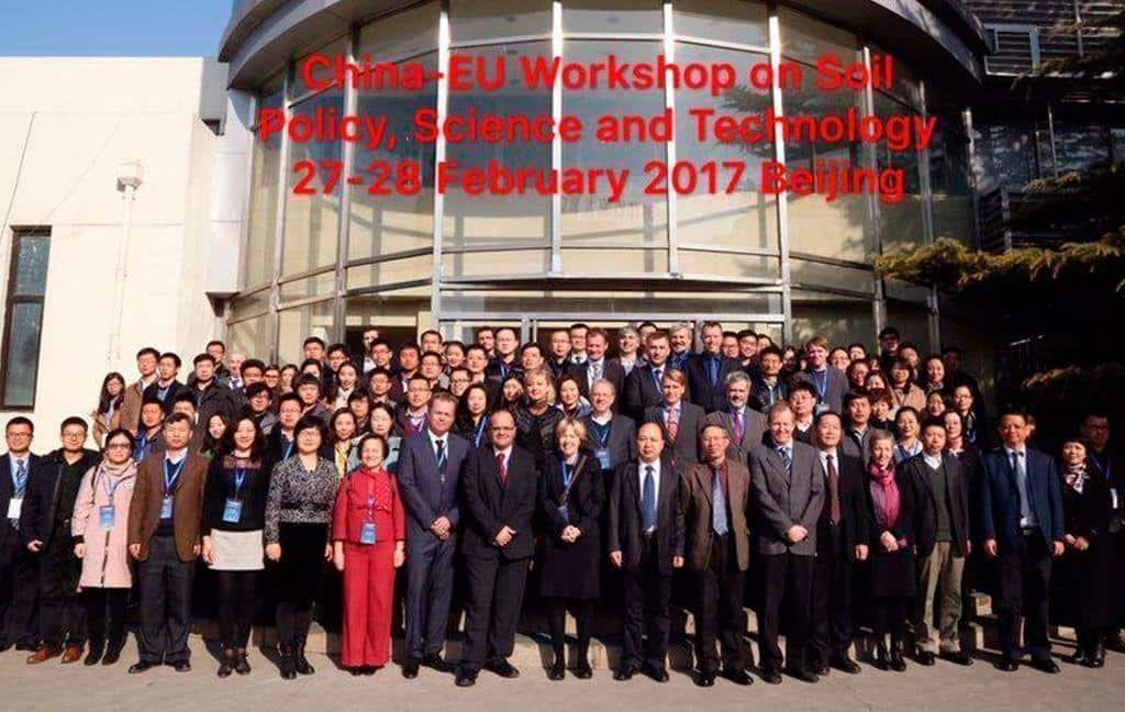 EMGRISA participa en el Workshop on Soil Policy, Science and Technology en China