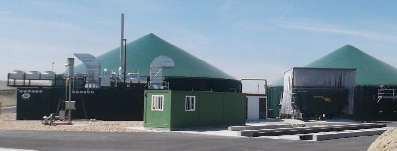 Enagás y Emgrisa colaboran para el desarrollo de biometano