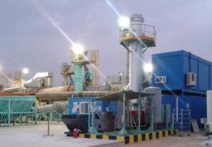 planta propia de Emgrisa destinada a procesos de ingeniería ambiental